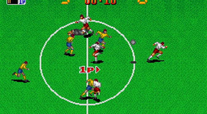 SNES A Day 64: Super Soccer Champ