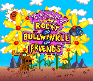 The Adventures of Rocky and Bullwinkle and Friends 01