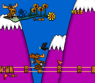 The Adventures of Rocky and Bullwinkle and Friends 12