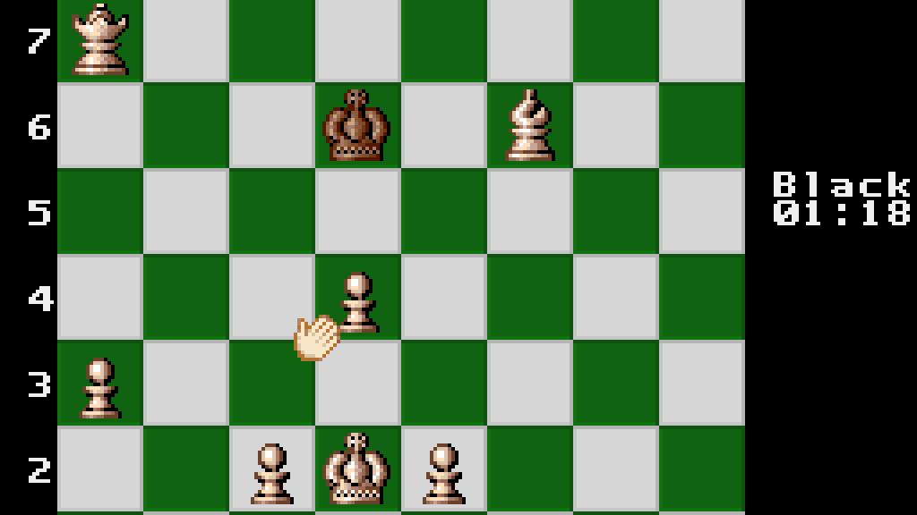 The Chessmaster FI