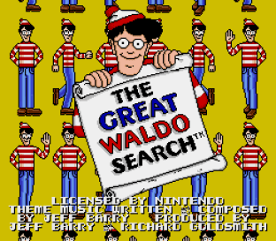 The Great Waldo Search 01