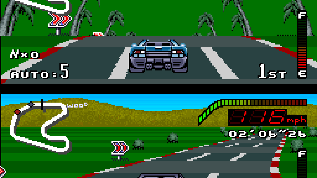 top gear.snes