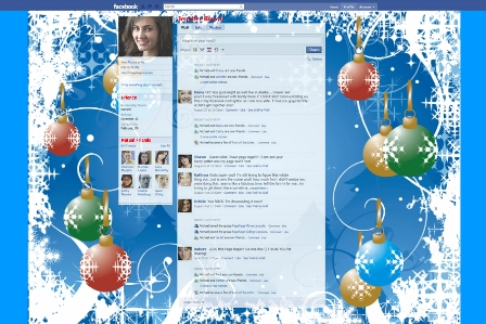 Facebook Page Layout