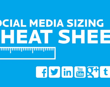 The 2015 Social Media Platforms Image & Video Sizing Guide
