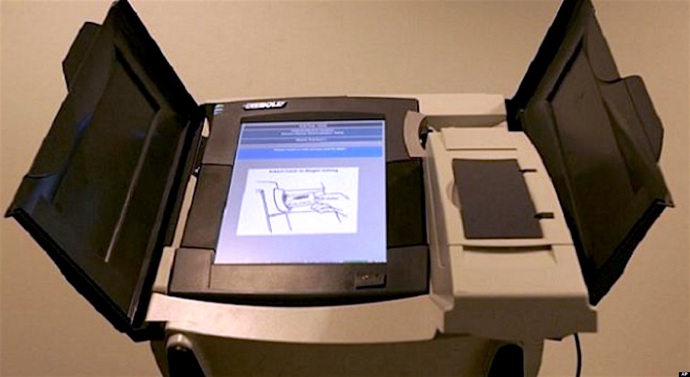 Voting Machines' Ballot Integrity and Audit Features Were DISABLED In Battleground State of Ohio (VIDEO)