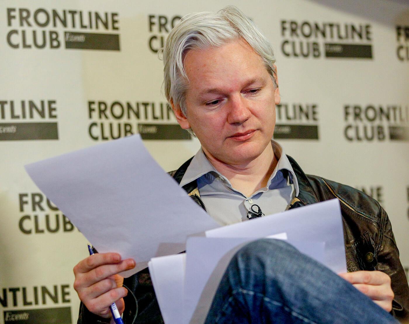 Julian Assange | Stratfor
