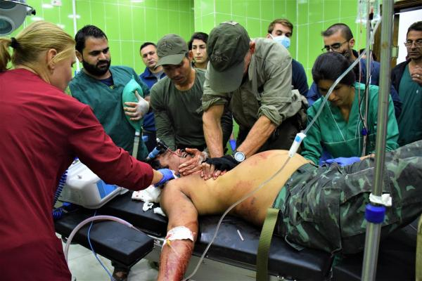 SYRIA: Turkey Implicated in War Crimes, Systematically Targeting Medical Personnel, Aid Workers