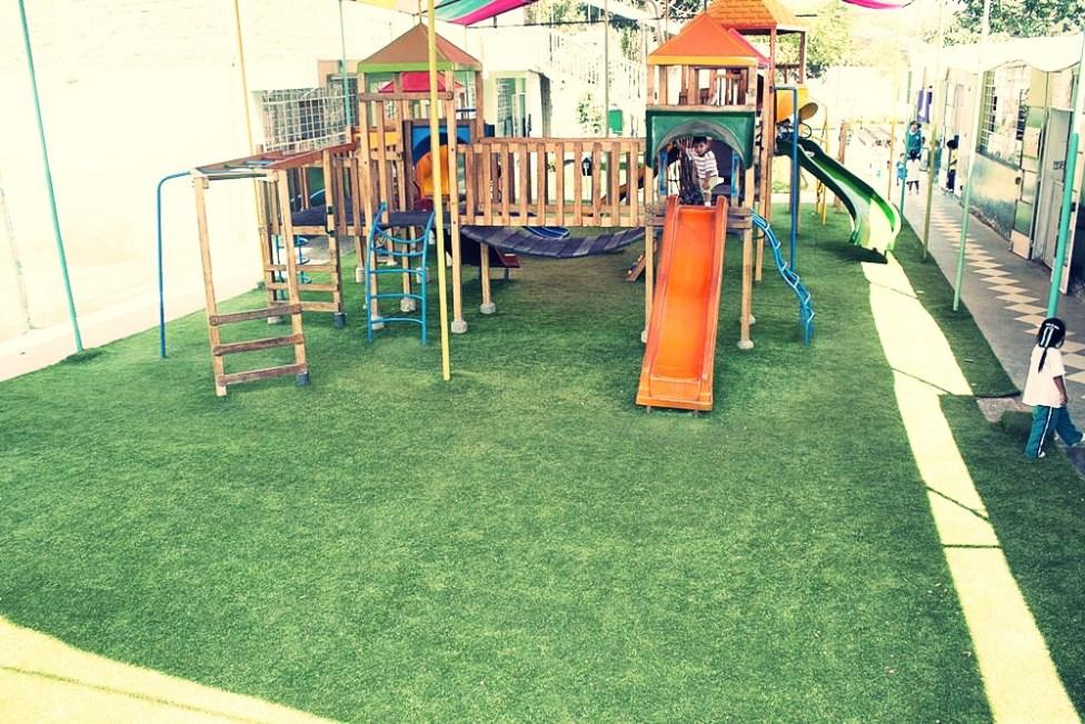 Desarrollo Proyecto Jardín Jesús Nazareno