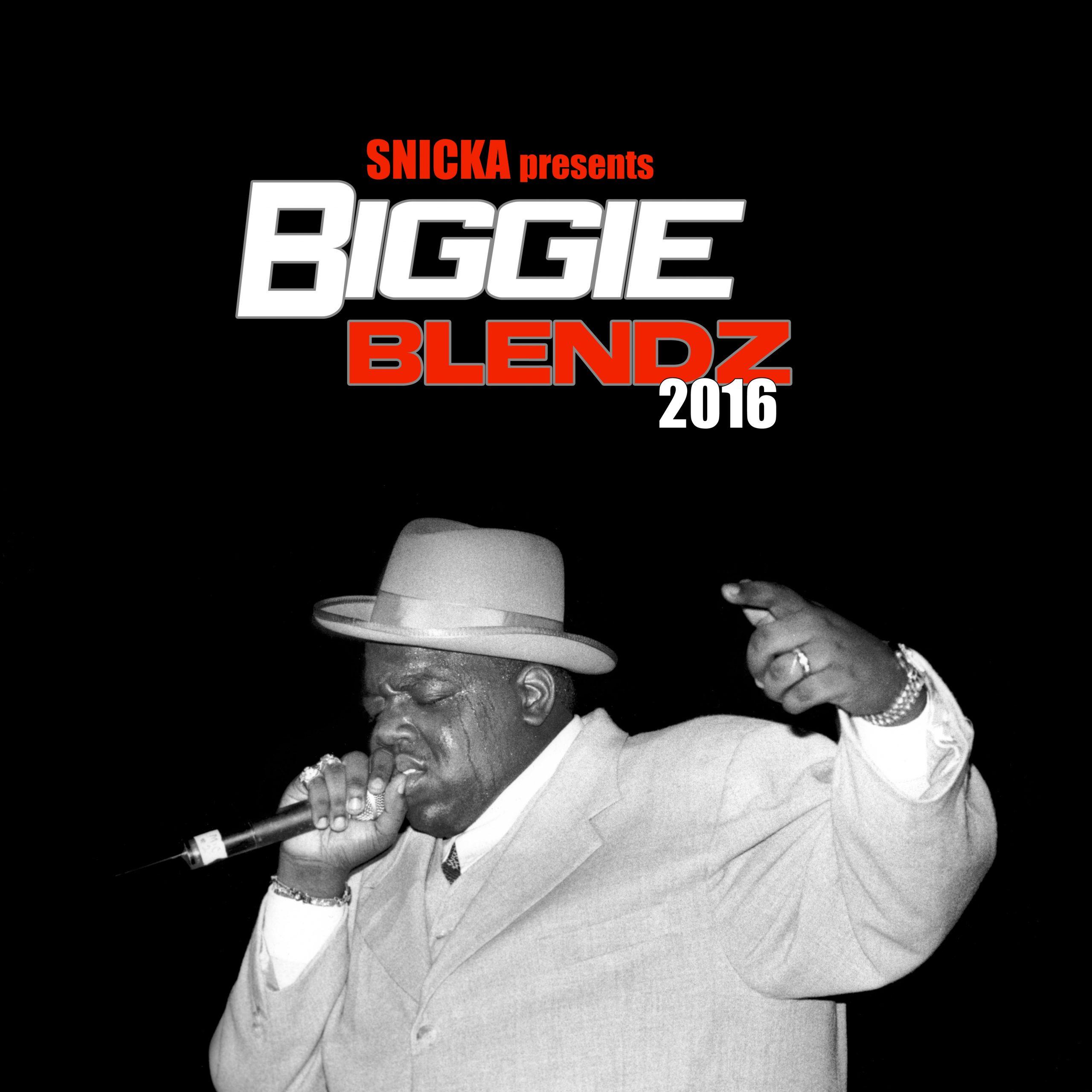 Biggie Blendz 2016