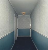 555 Arlington Condo Hallway