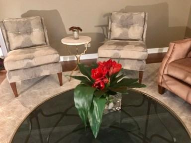 An elegant Living Room