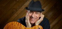 Gary Snider plays Leonard Cohen