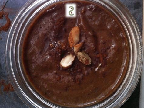 """Chocolate cream """"à la royale"""" http://wp.me/p3iY4S-2m"""