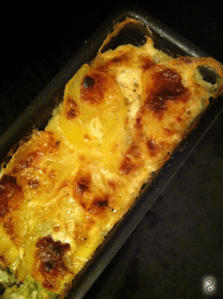 Brussels and potatoes gratinhttp://wp.me/p3iY4S-s4