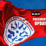 Presidential UPDATE (01.25.21)