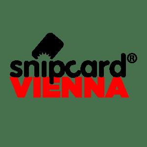 Das snipcard Vienna Logo
