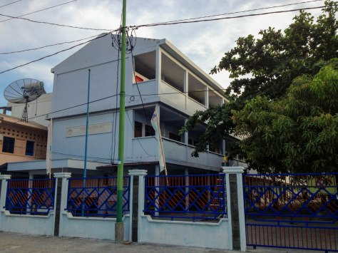 My Primary School - Sekolah Kristen Kalam Kudus. This definitely brings lots of memories - bittersweet. I lived in SelatPanjang until I was 13 years old (Primary School). My parents sent me to Singapore to attend Secondary School there for 4.5 years. Then I moved to Australia for University.