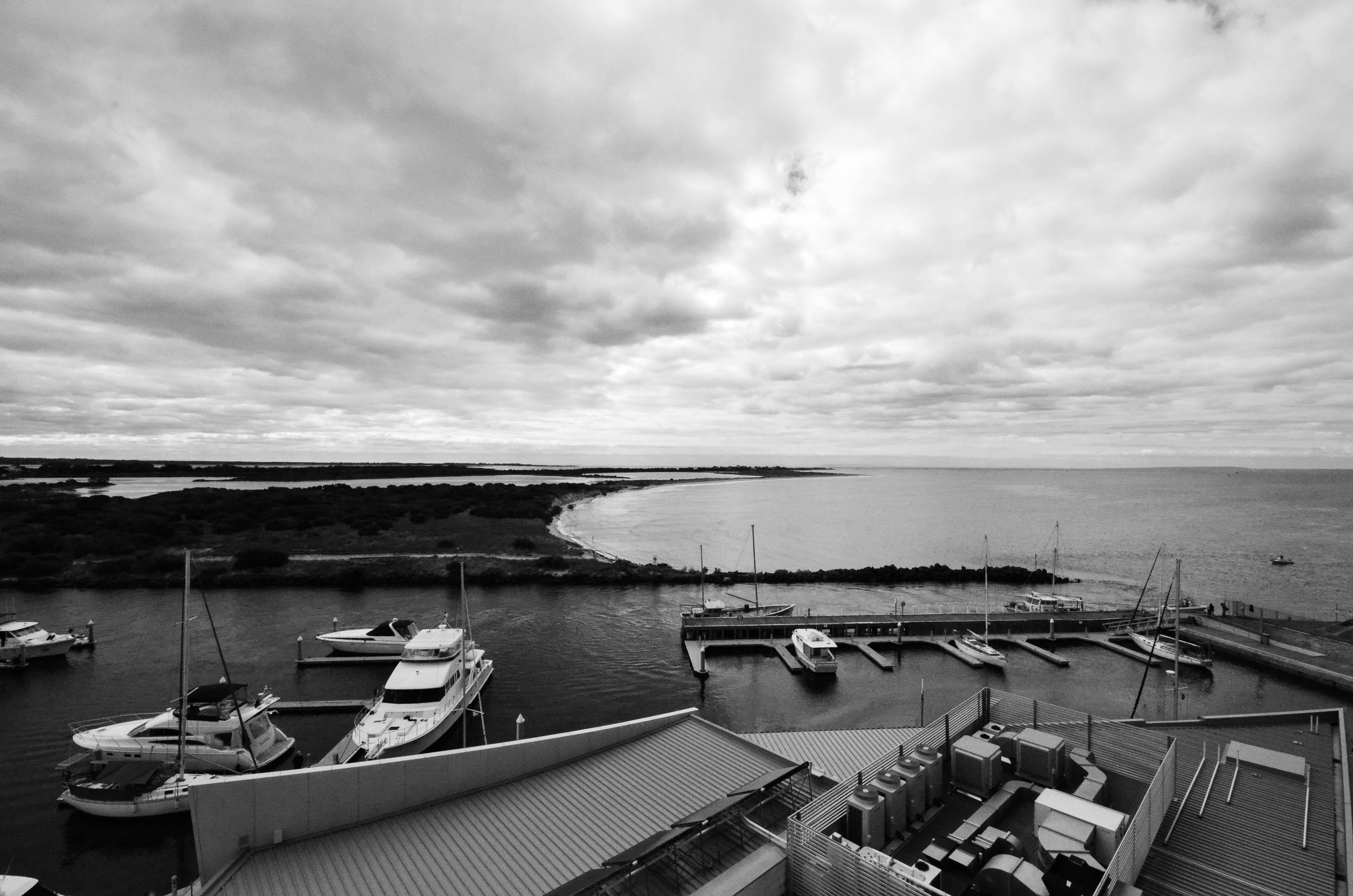 Queenscliff-At the harbour