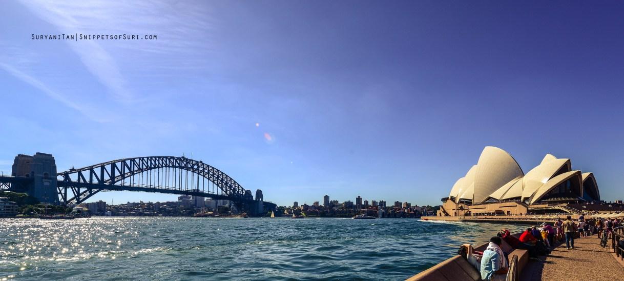 Australia-NSW-Sydney & Cockatoo Island