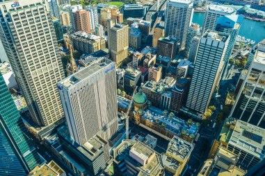 View from Sydney Tower Eye | NSW | Australia