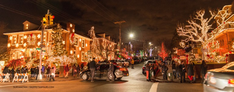 Christmas Lights | Dyker Heights | Brooklyn | New York