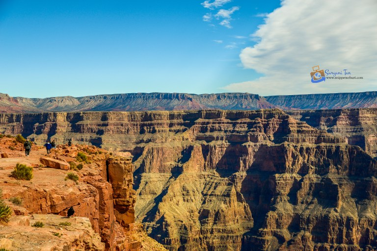 USA National Park Grand Canyon West Rim