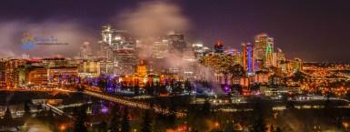 NYE Fireworks_Edmonton_Canada_6