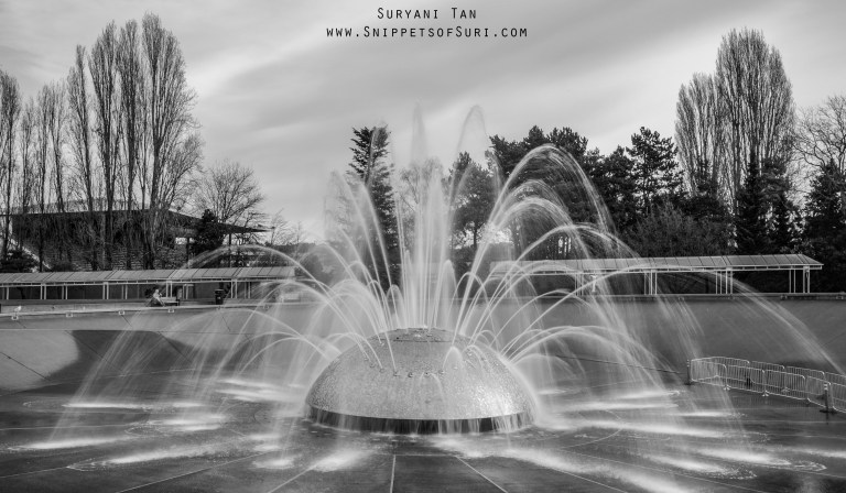 International Fountain at Seattle Centre