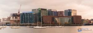 Boston Harbour Walk