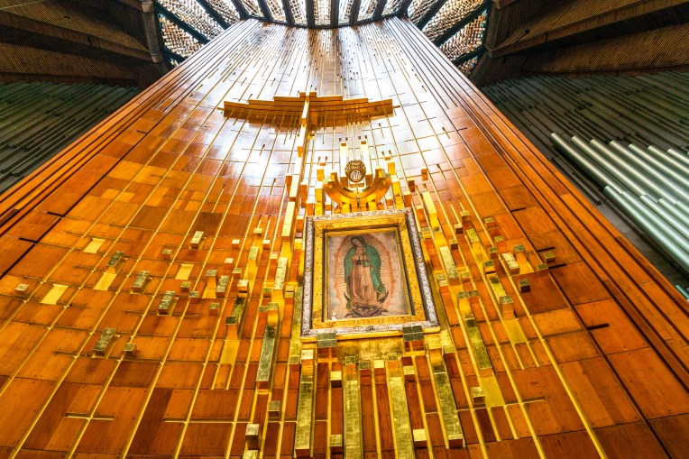 Basilica of Guadalupe Mexico City