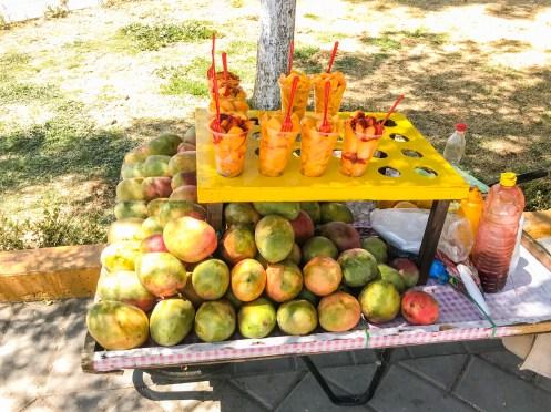 Mango Huejotzingo Puebla Mexico