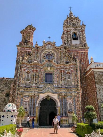 San Andrés Cholula Puebla Mexico