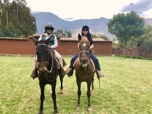 Horseback Riding in Huayoccari, Urubamba, Sacred Valley, Peru