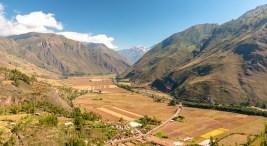 Pisac Sacred Valley Peru