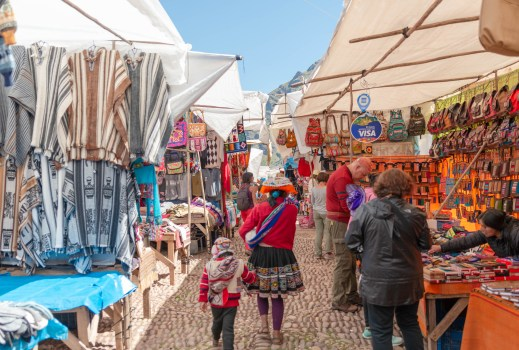 Pisac Market 8