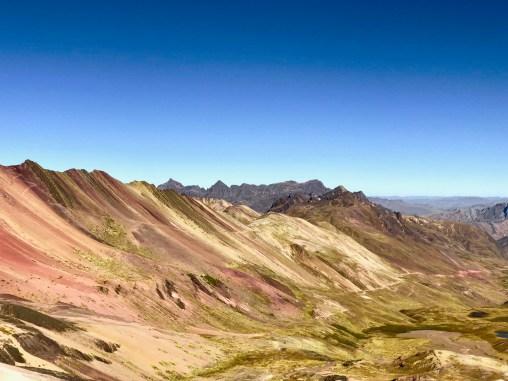 The Ausangate Rainbow Mountains of Peru