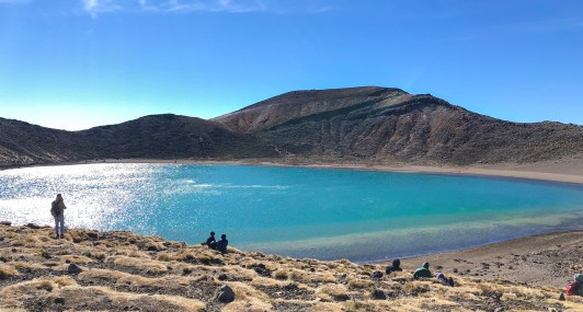 Blue Lake! Another stunning sight!