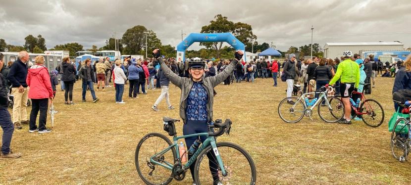 Great Victoria Bike Ride 2019   Australia