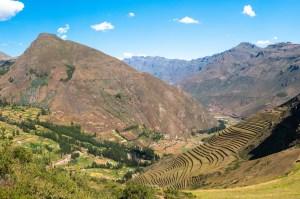 South America Peru Cusco Pisac Sacred Valley Lookout Peruvian Cultures Nikon D800