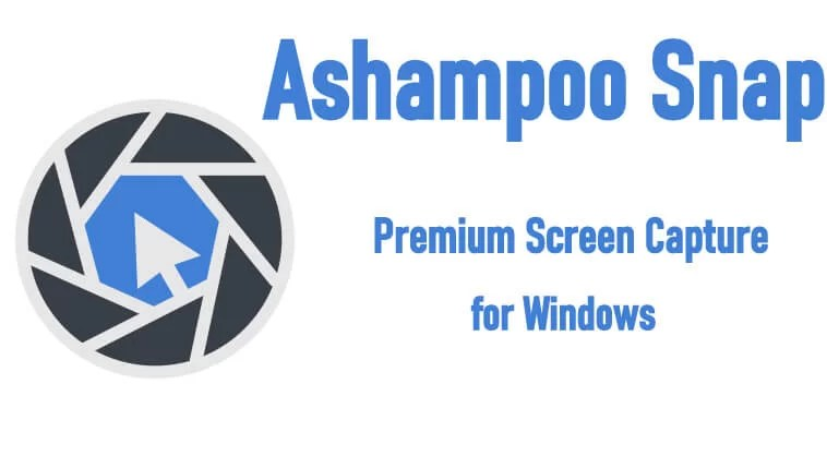 Ashampoo Snap – Premium Screen Capture Tool for Windows