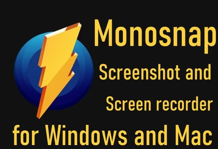Monosnap – Versatile Utility for Screenshot and Screen Recording