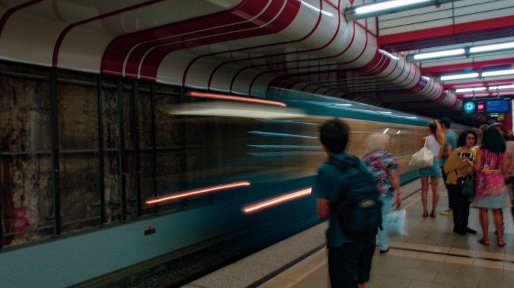 München U-Bahn Ostbahnhof