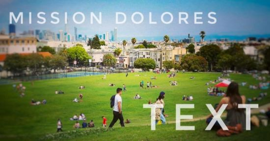 Mission Dolores Park – der schönste Park in San Francisco