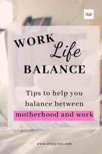 5 Tips to Find a Work Life Balance