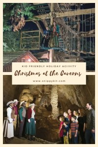 Christmas at Natural Bridge Caverns in San Antonio Texas