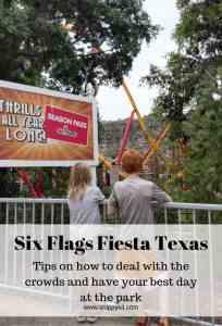 Six Flags Fiesta Texas || Things to Do in San Antonio