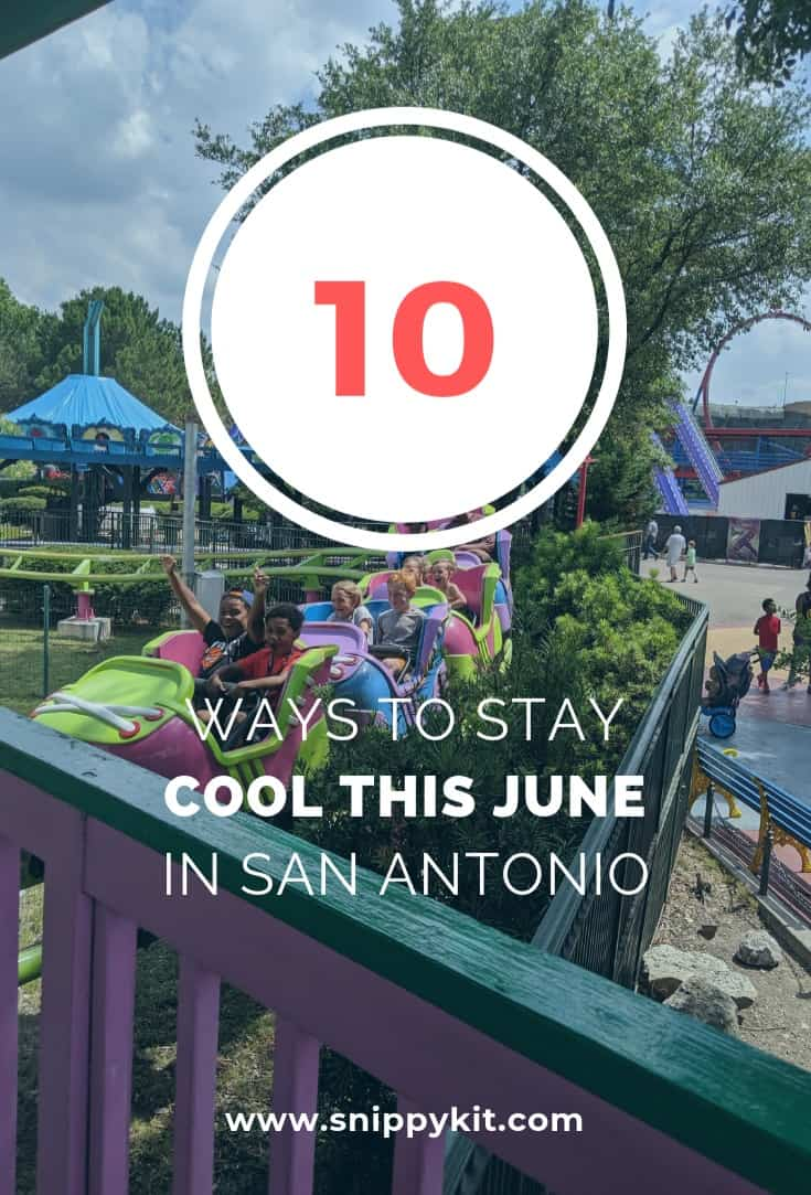 Summer is here! Explore and have adventures this month. Here is how. Check out these fun things to do in San Antonio June 2019.