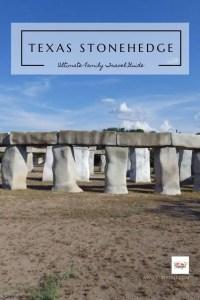 Visit Stonehenge in Texas