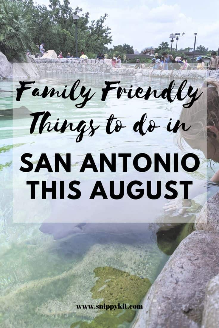 It is the time to get those last minute adventures done before school starts back up again. Check out 8 things you need to do this August in San Antonio.