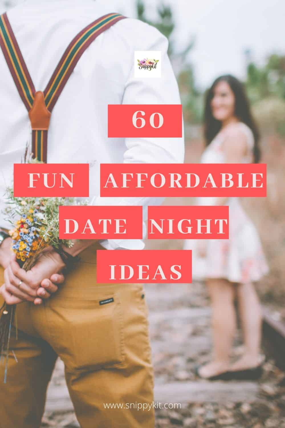 When you're on a budget, sometimes it's hard to find money for date night. But lots of money isn't required for these cheap date night ideas!
